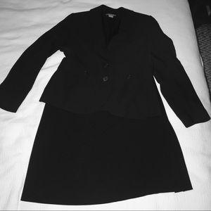 Ann Taylor full skirt suit
